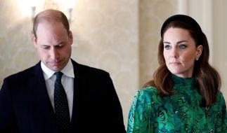 Prinz William und Herzogin Kate ziehen nach Anmer Hall. (Foto)