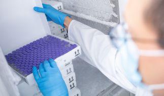 Der Impfstoff von Biontech und Pfizer scheint auch gegen Coronavirus-Varianten zu wirken. (Foto)
