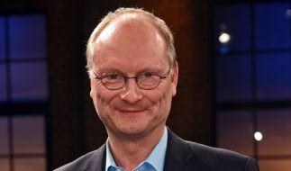 """Wetter-Moderator Sven Plöger bei der WDR-Talkshow """"Kölner Treff"""" (2016). (Foto)"""