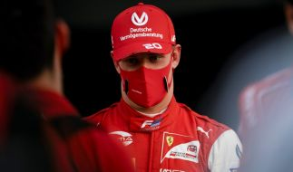 Mick Schumacher geht ab 2021 in der Formel 1 an den Start. (Foto)
