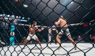 UFC-Star Irwin Rivera hat auf seine Schwestern eingestochen. (Symbolfoto) (Foto)