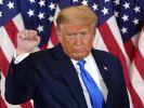 Donald Trump will sich selbst begnadigen. Kommt er damit durch? (Foto)