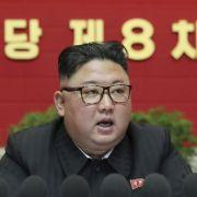 """""""Größter Feind!"""" Nordkorea rüstet mit Atom-U-Boot auf (Foto)"""