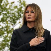 Wo steckt Melania Trump?