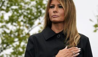 Wo steckt Melania Trump? (Foto)