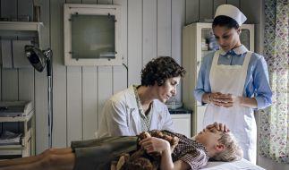 """Eine der interessantesten Personen der dritten Staffel von """"Charité"""" ist dieKinderärztin Dr. Ingeborg Rapaport. (Foto)"""