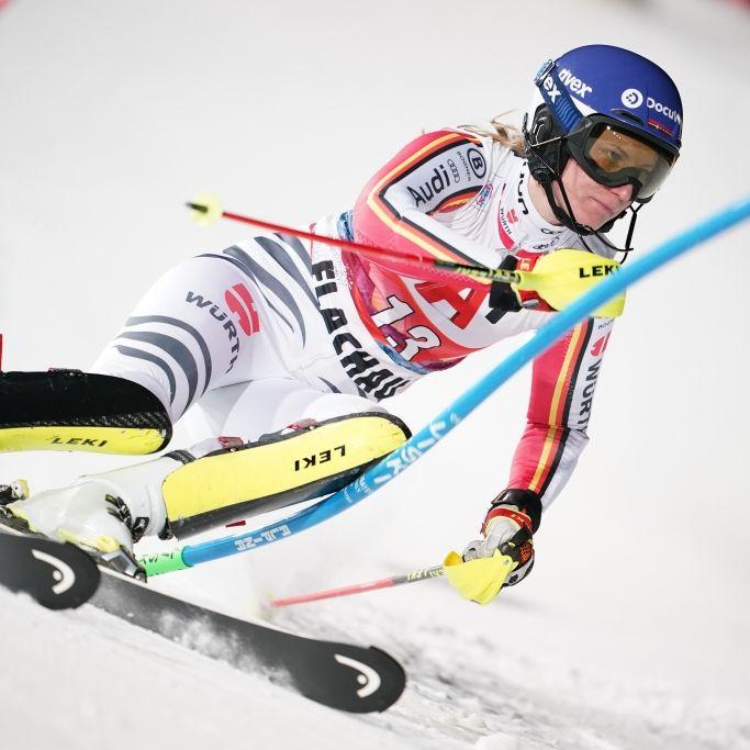 Slalom-Ass Shiffrin bricht weitere Rekorde - Dürr verpasst Top Ten (Foto)