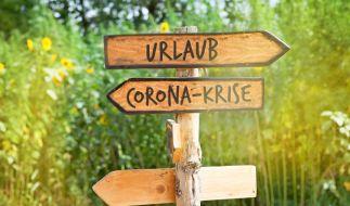 Die Corona-Krise macht das Reisen in ferne Länder aktuell nahezu unmöglich. (Foto)