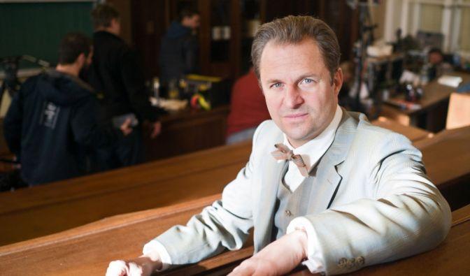 Philipp Hochmair privat