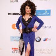 Drag-Queen Nina Queer wurde von RTL kurzerhand vor die Tür gesetzt und wird nicht in