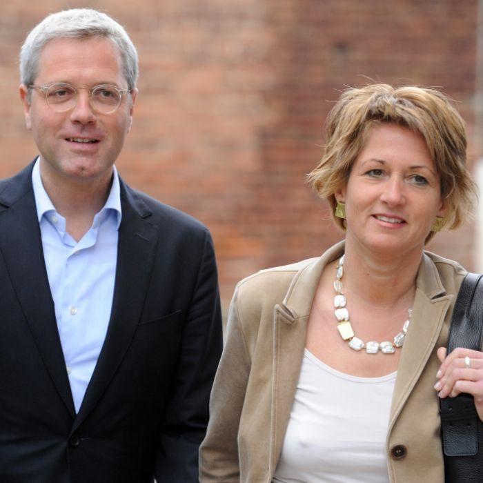 Warum er ohne seine Frau wohl nicht mehr in der Politik wäre (Foto)