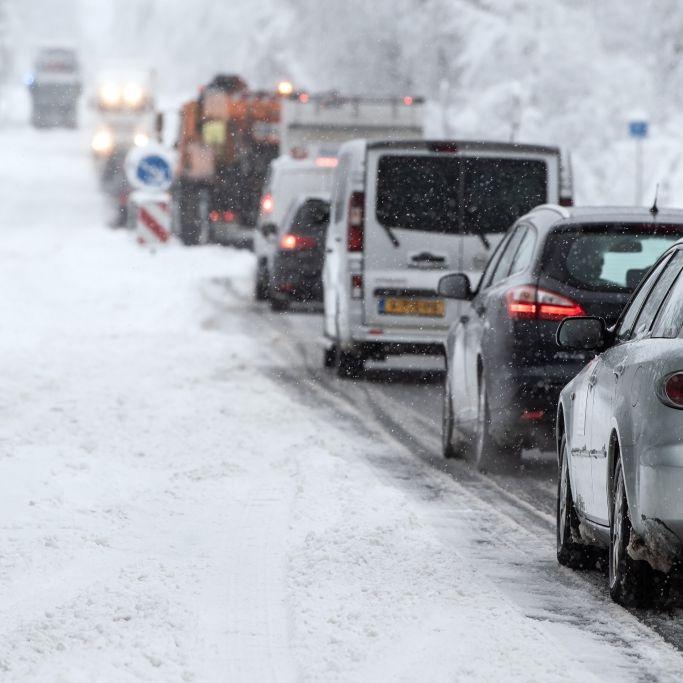 Achtung, Eisregen! Meteorologen warnen HIER vor Glätte-Chaos (Foto)