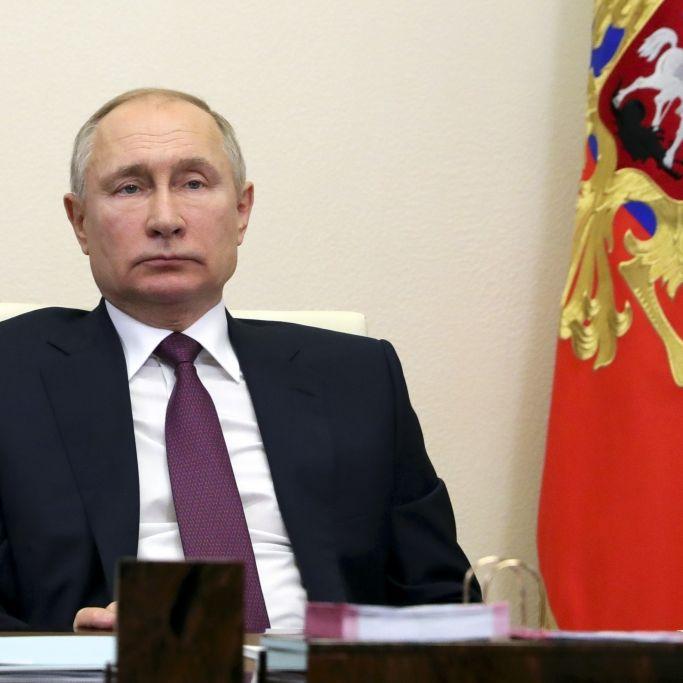 Ex-General packt aus! So will Putin den Westen zerstören (Foto)