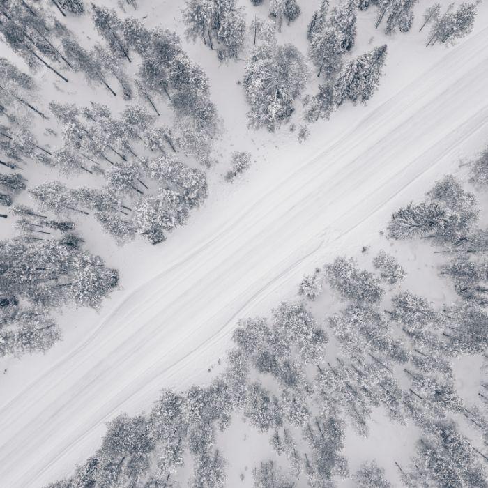 Wintersturm fegt über Nordeuropa! 70 Zentimeter Neuschnee erwartet (Foto)