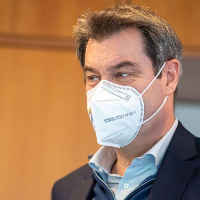 Südafrikanische Virus-Mutante erstmals in Deutschland nachgewiesen (Foto)