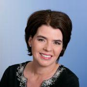 Susanne Daubner war bei ihrem Dienstantritt im Jahr 1999 die erste dunkelhaarige Sprecherin in der Geschichte der