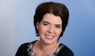 """Susanne Daubner war bei ihrem Dienstantritt im Jahr 1999 die erste dunkelhaarige Sprecherin in der Geschichte der """"Tagesschau"""" (hier ein Archivbild von 2012). (Foto)"""