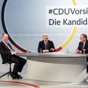 Friedrich Merz, Norbert Röttgen, Armin Laschet: Wer gewinnt das Rennen um den Parteivorsitz der CDU?