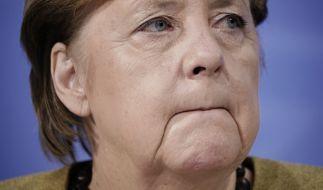 Merkel gesteht Fehler beim Corona-Schutz in Altenheimen. (Foto)