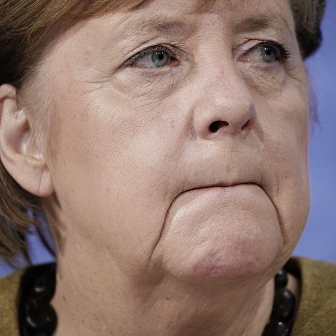 Pflegeheim-Desaster! Merkel gesteht Fehler beim Corona-Schutz (Foto)