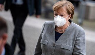 Ein Pandemie-Experte kritisiert das Lockdown-Ziel der Kanzlerin. (Foto)