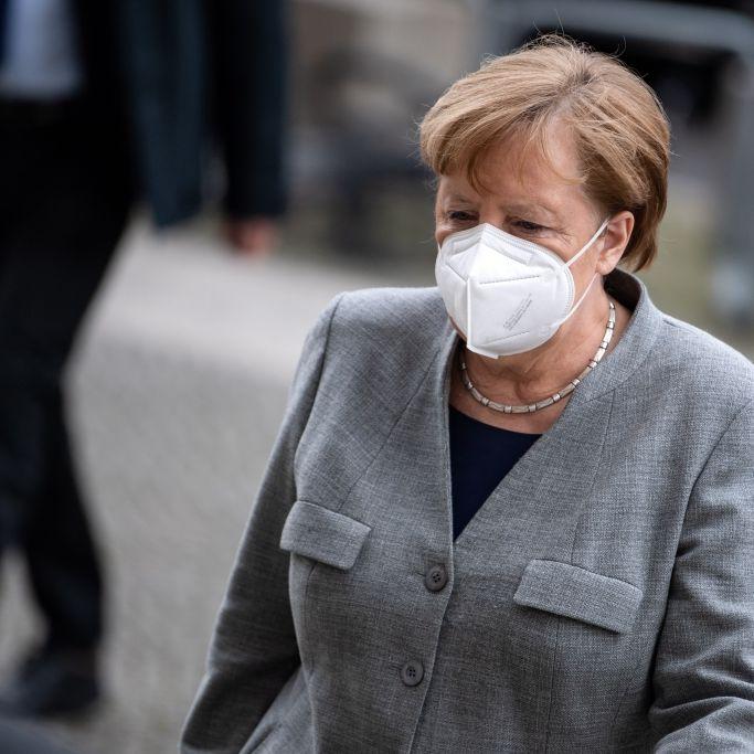 """""""Realitätsfern!"""" Pandemie-Experte kritisiert Lockdown-Ziel der Kanzlerin (Foto)"""