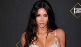 Kim Kardashian brachte ihre Fans mit einem Unterwäsche-Hammer zum Sabbern (Foto)
