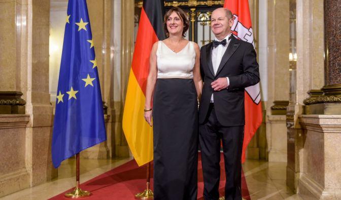 Olaf Scholz Privat Mehr Als 30 Jahren Verheiratet So Tickt Der Spd Kanzlerkandidat News De