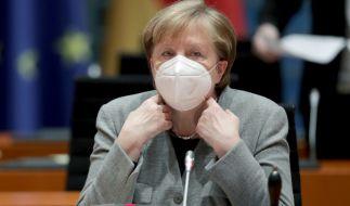 Bundeskanzlerin Angela Merkel (CDU) ist beunruhigt über die die Corona-Mutation aus Großbritannien. (Foto)