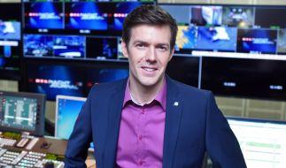 """Maik Meuser moderiert seit 2015 das """"RTL-Nachtjournal"""". (Foto)"""