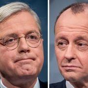 Die Kandidaten für den CDU-Vorsitz im Überblick (Foto)