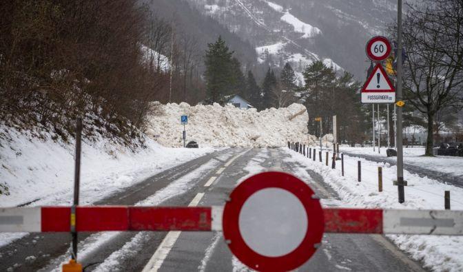 Lawinenwarnungen im Winter 2021