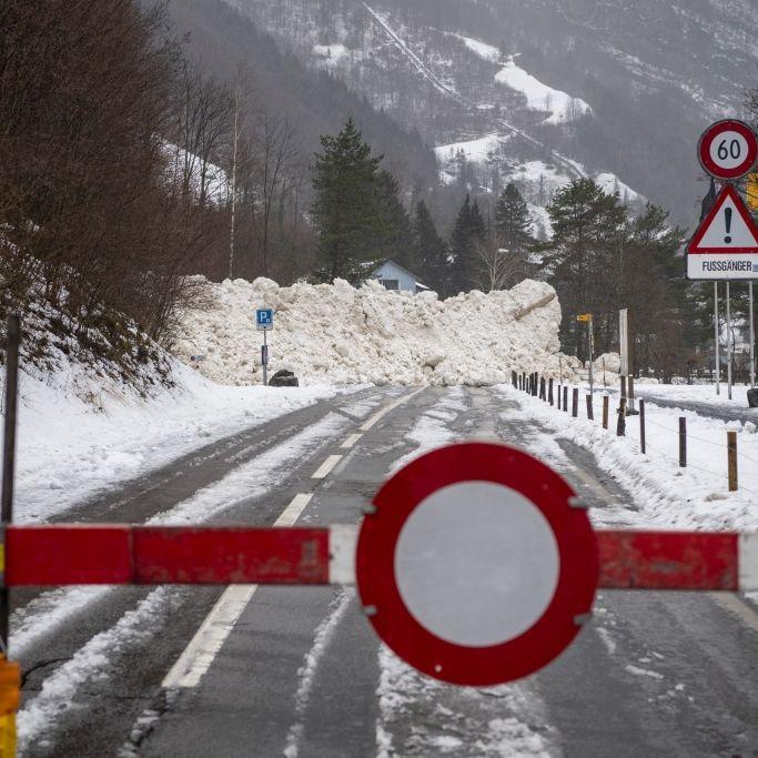 Zwei Bergsteiger in Italien von Lawine erfasst und gestorben (Foto)