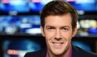 RTL-Moderator Maik Meuser privat