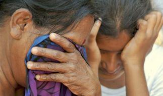 Jährlich fordert gepanschter Alkohol an die tausend Todesopfer in Indien - die Trauer bei den Hinterbliebenen ist immens. (Foto)