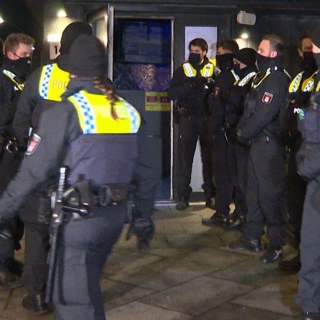 Lockdown bis Ende Januar reicht nicht: Polizei löst illegale Partys auf! (Foto)