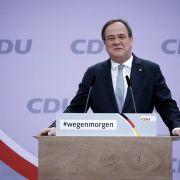 Armin Laschet neuer CDU-Chef - Merz will Wirtschaftsminister werden (Foto)