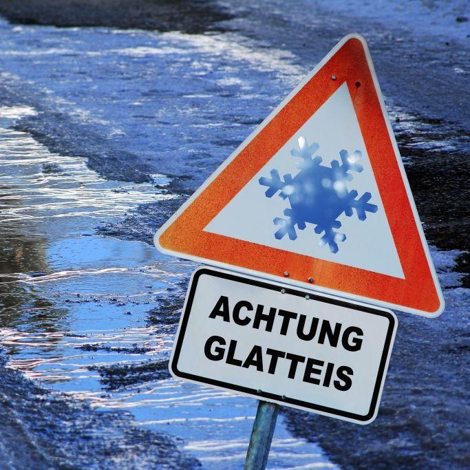 Sibirien-Kälte friert Deutschland ein! DWD warnt vor Glätte-Chaos (Foto)