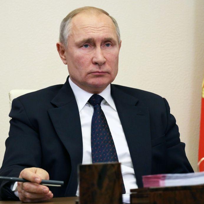 Ex-Royal-Navy-Chef warnt: So gefährlich ist Putins Kriegsspiel! (Foto)