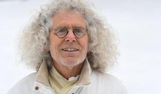 Rainer Langhans sieht dem Tod nach seiner Prostatakrebs-Diagnose positiv entgegen. (Foto)