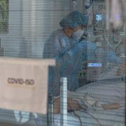 Möglicherweise neue Coronavirus-Variante in Garmischer Klinikum (Foto)
