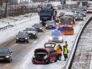 Schnee-Unfälle in Deutschland