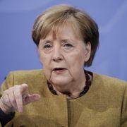 Pressekonferenz zum Mega-Lockdown! Merkel stellt sich heute allen Fragen (Foto)