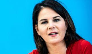 Annalena Baerbock, Bundesvorsitzende Bündnis 90/Die Grünen, trat 2005 in ihre heutige Partei ein. (Foto)