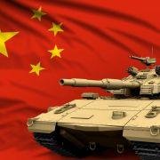 Angst vor Drittem Weltkrieg! China baut Mega-Autobahn für Artillerie-Transport (Foto)