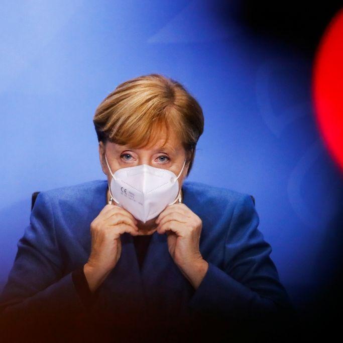 Lockdown bis Mitte Februar, verschärfte Maskenpflicht - DAS wird jetzt diskutiert (Foto)