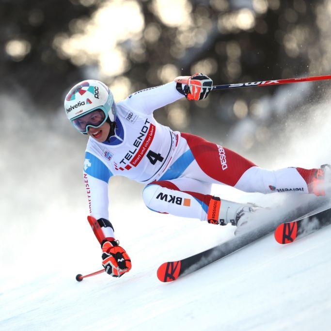 Französin Worley gewinnt Weltcup-Riesenslalom am Kronplatz (Foto)