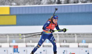 Die Ergebnisse des Biathlon Weltcups der Damen in Antholz (Im Bild: Dorothea Wierer beim Massenstart 12,5 km in Oberhof) (Foto)