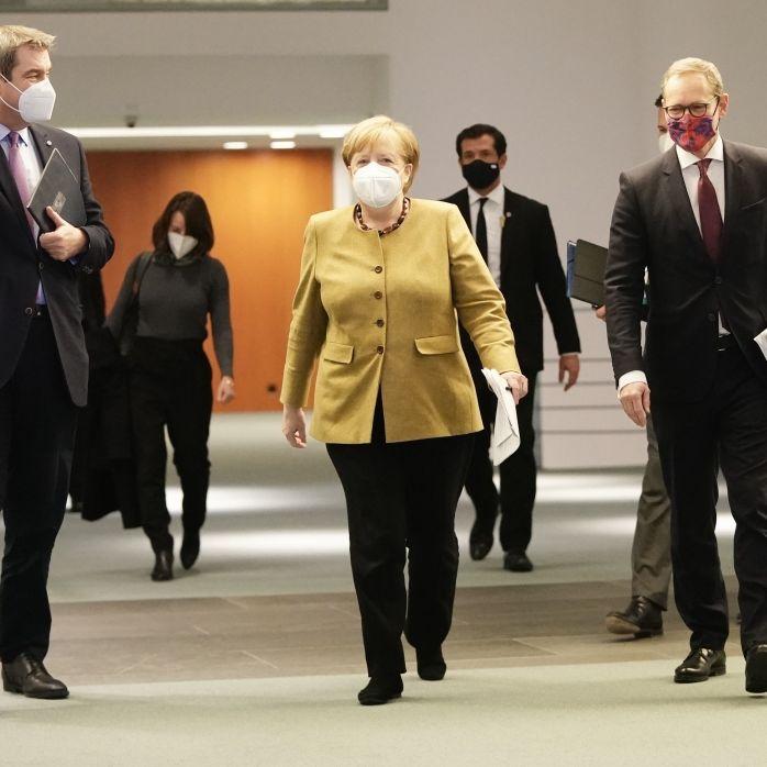 FFP2-Masken, Homeoffice und Co.! DIESE neuen Regeln wurden beschlossen (Foto)