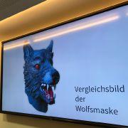 Vorbestrafter Kinderschänder mit Wolfsmaske ab März vor Gericht (Foto)